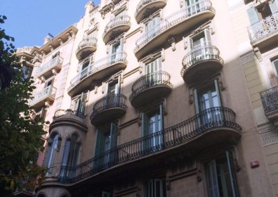 NEW HOTEL ON THE RAMBLA DE CATALUNYA