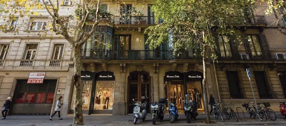 Think Big, junto a un inversor, adquiere el edificio de Vinçon en Barcelona