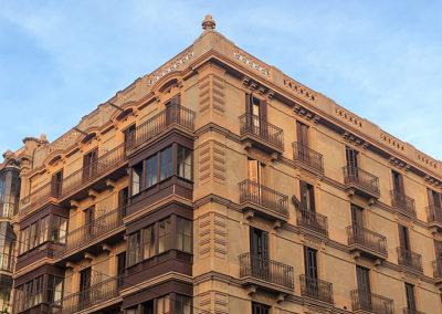 Think Big Capital cierra llaves en mano edificio residencial