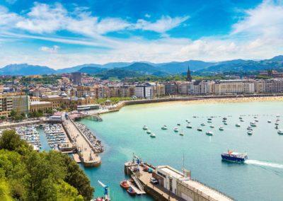Venta edificio para nuevo proyecto hotelero en San Sebastian